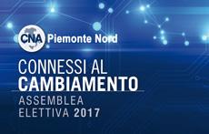 Dopo l'elezione dei nuovi organismi direttivi di Area, domenica 2 luglio 2017 il congresso unitario elegge il presidente della CNA Piemonte Nord